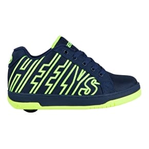 Heelys Split - Navy/Bright Yellow