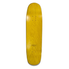Grizzly Splash Cruiser Skateboard Deck - Blue
