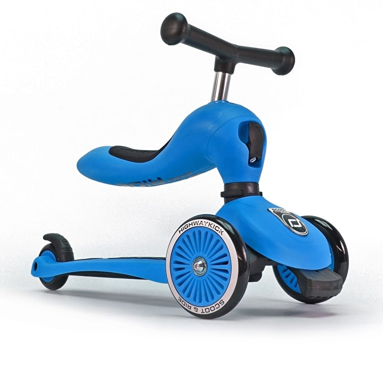 Scoot And Ride Highwaykick Complete Scooter - Blue