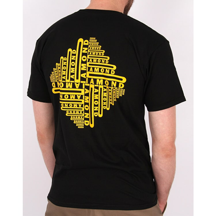 Diamond Formula T-Shirt - Black
