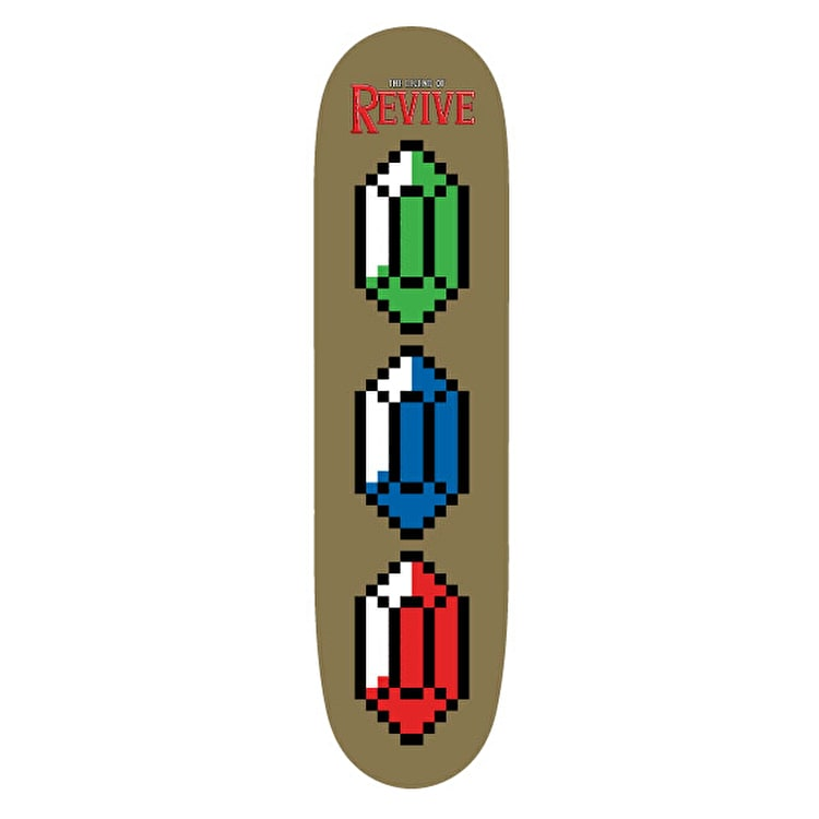 ReVive Gems Skateboard Deck