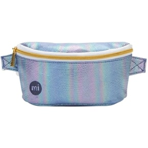 Mi-Pac Mermaid Slim Bum Bag - Blue