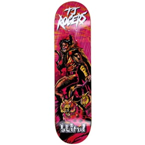 Blind Skateboard Deck - Warrior Series R7 Rogers 8