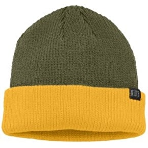 Nike Two Tone Beanie - Legion Green/Laser Orange