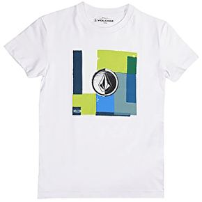 Volcom Modular Kids T-Shirt - White
