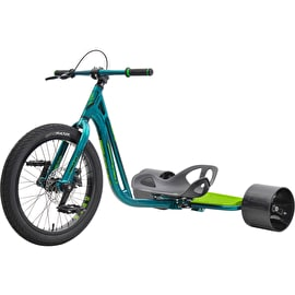 Triad Notorious 3 Drift Trike - Green/Green