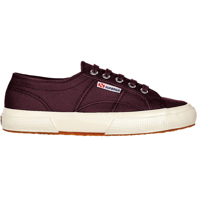 Superga Junior Cotu Classic Shoes - Dark Bordeaux