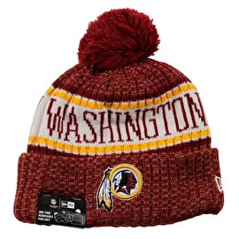 New Era NFL Sideline Beanie 2018 - Washington Redskins