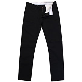 Diamond Classic Slim Fit Chino - Black