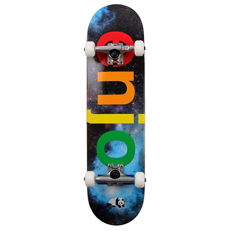 Enjoi Spectrum First Push Complete Skateboard - Space 8""