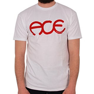 Ace Rings T shirt - White