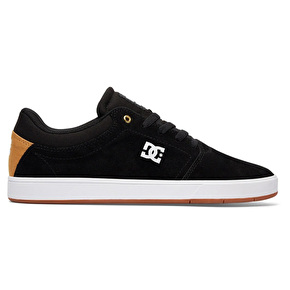 DC Crisis Skate Shoes - Black/Gold