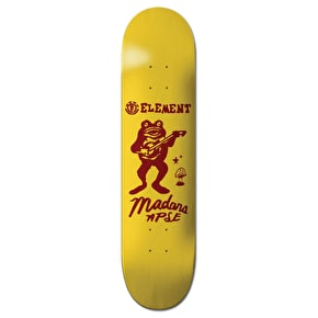 Element Skateboard Deck - Doodle Featherlight Madars 8.31