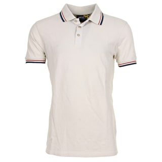 WeSC Antarctic Polo Shirt - Pearl White