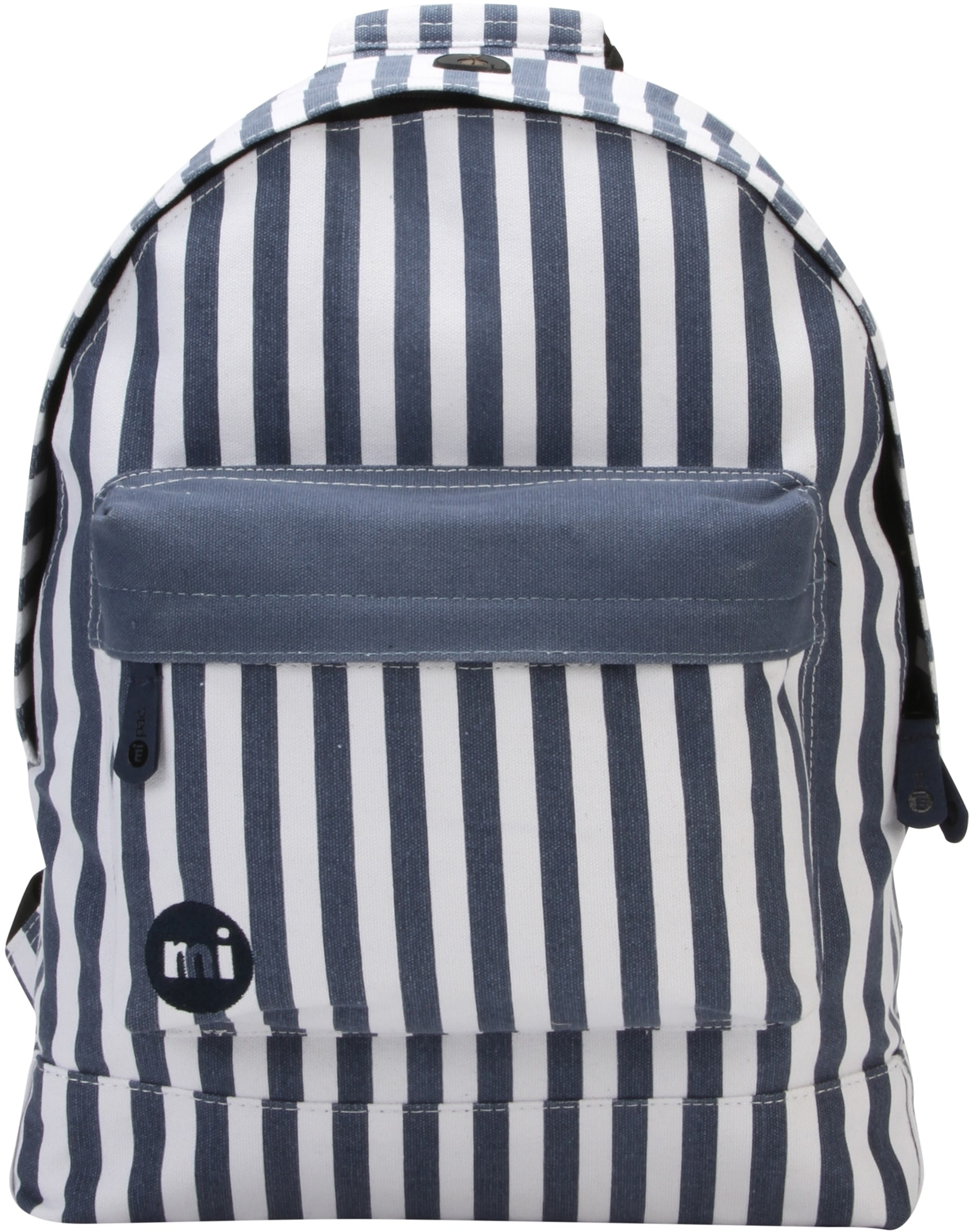 MiPac Seaside Stripe Backpack  Blue