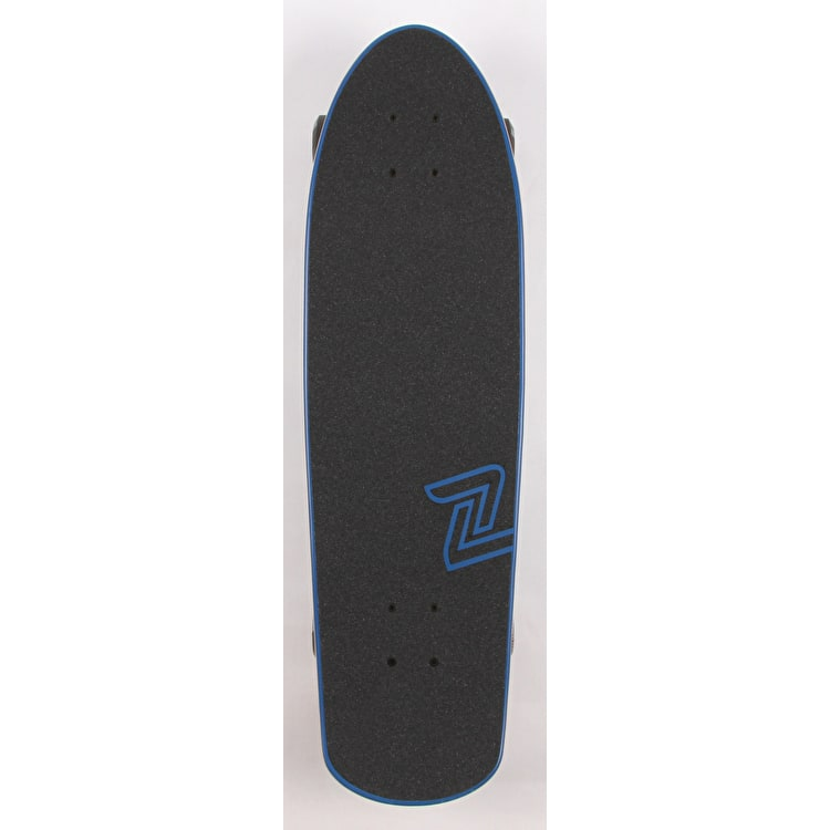 Z-Flex Night Jungle Complete Cruiser Skateboard 32""