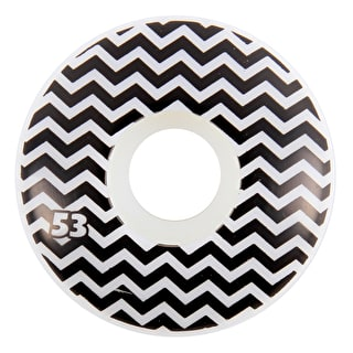 Habitat x Twin Peaks Chocolate Wheels - 53mm