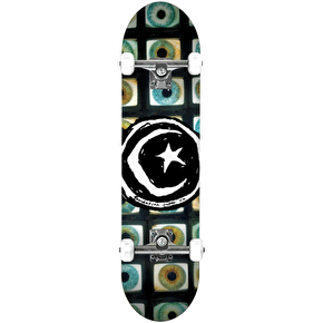 Foundation Star & Moon Pupil Complete Skateboard - 8.25
