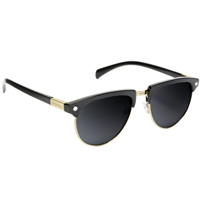 Glassy Sunhaters Marty - Black/Gold Metal