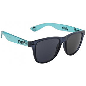 Neff Daily Sunglasses - Black/Ice