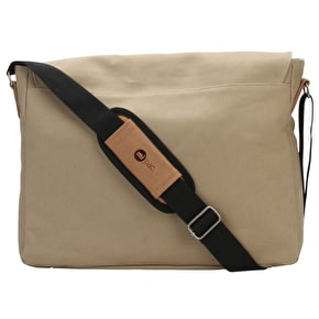 Mi-Pac Canvas Messenger Bag - Sand