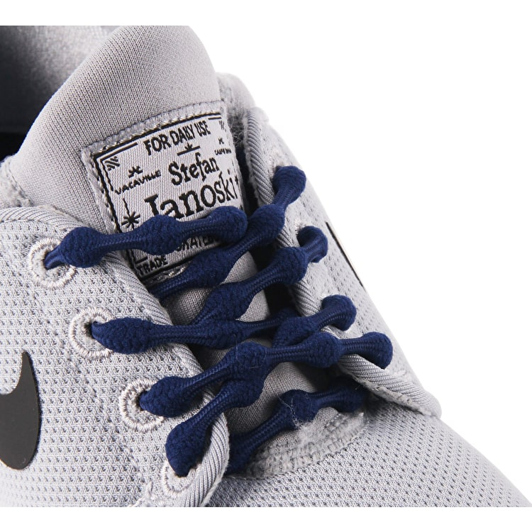 Elasticated No Tie Shoe Laces, Ideal for Gym, Running or Everyday Wear