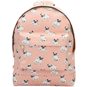 Mi-Pac Pugs Backpack - Peach
