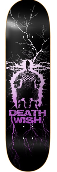 Image of Deathwish Shocker Skateboard Deck - 8.3875""