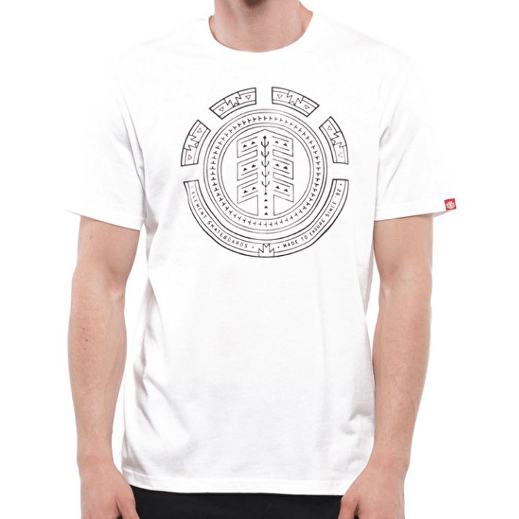 Element North West T-Shirt - White