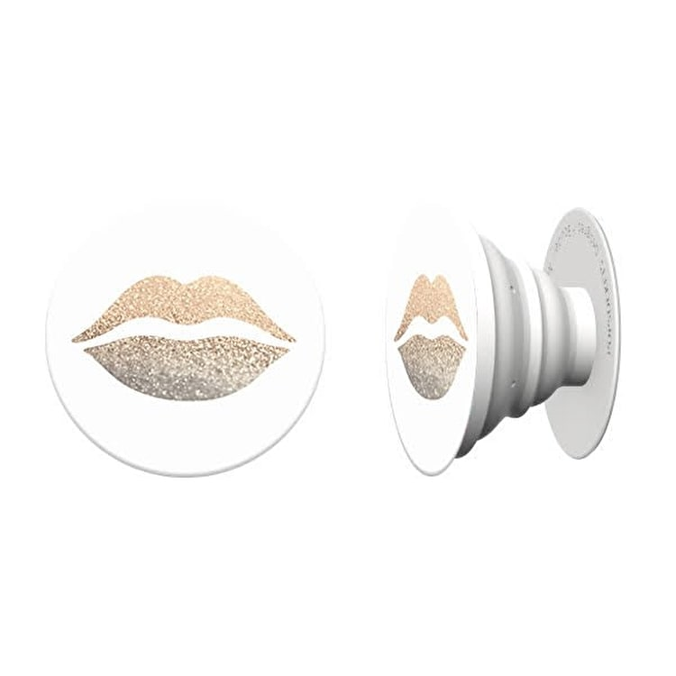 Popsocket Special Edition - Golden Lips