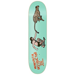 Jart Cut Off Skateboard Deck - Neira 8.25