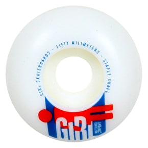 Girl Skateboard Wheels - Spike It 101a
