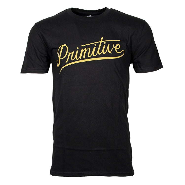 Primitive Murray LW T shirt - Black