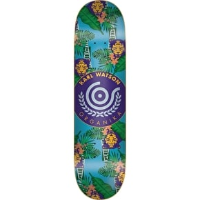 Organika Skateboard Deck - Concrete Jungle - Watson - 8.25''