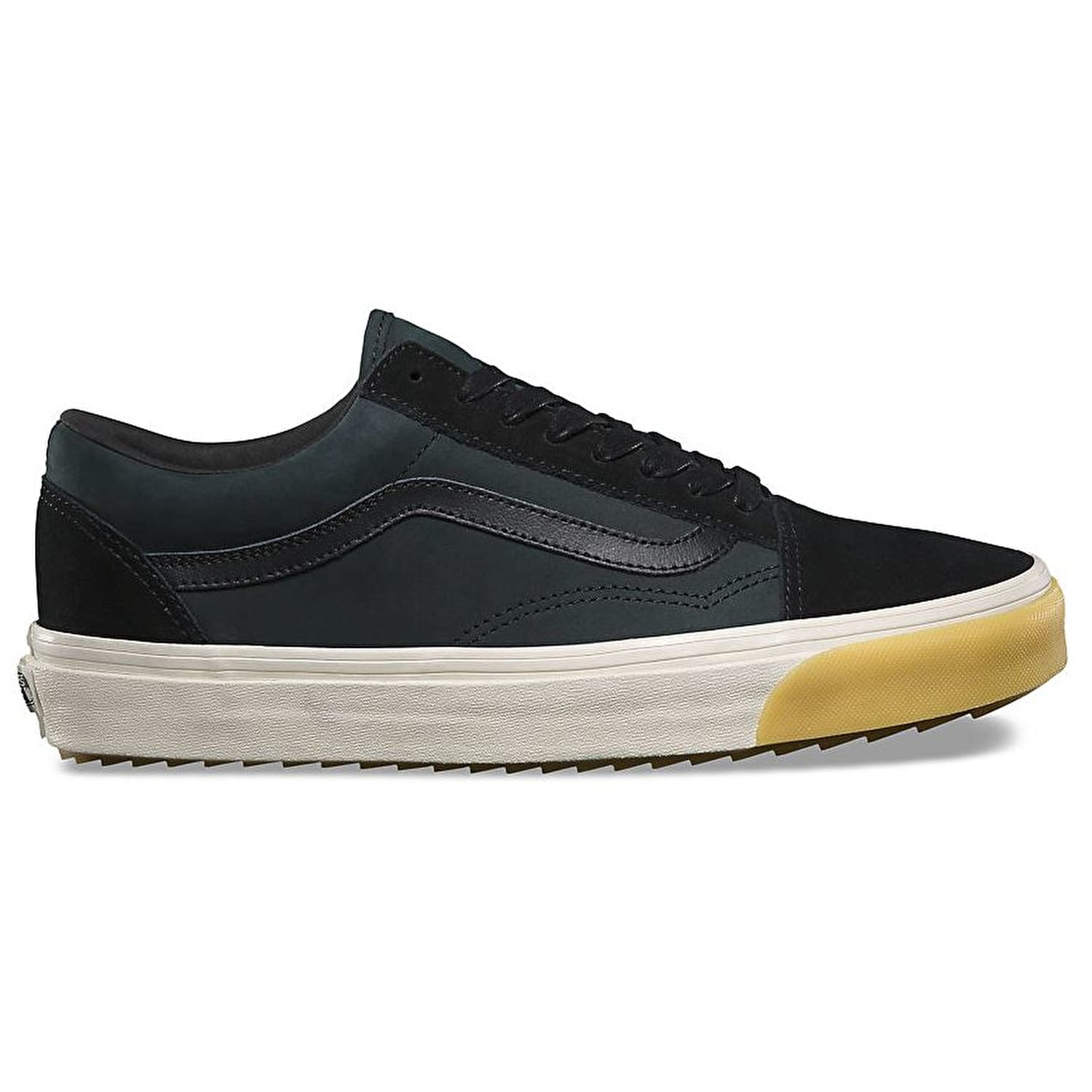 Vans Old Skool Sneaker Scarpe Skate wafflesaw podio Nero Bianco -  mainstreetblytheville.org afb3d3e139d