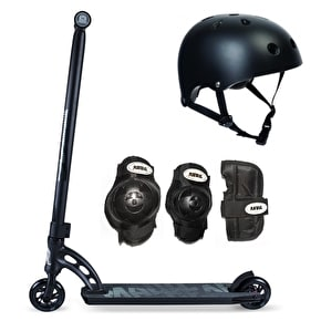 MGP VX7 Pro Black Scooter Bundle