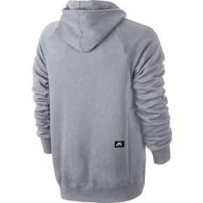 Nike SB Icon Reflective Hoodie - Wolf Grey/Reflective Silver