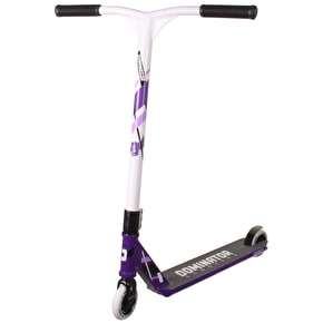 Dominator Scooter - Sniper - Purple/White