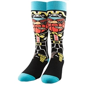 Neff Pirate Kids Snow Socks