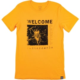 Welcome Flaura T-Shirt - Gold