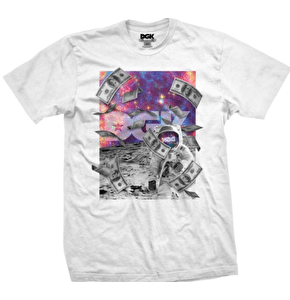 DGK Out There T-Shirt - White