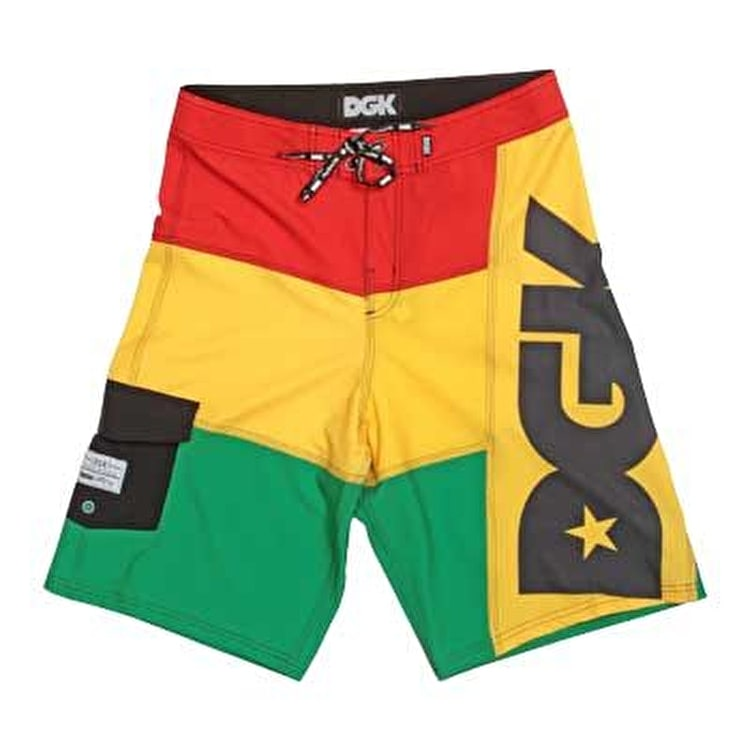 DGK Int'ly Known Board Shorts