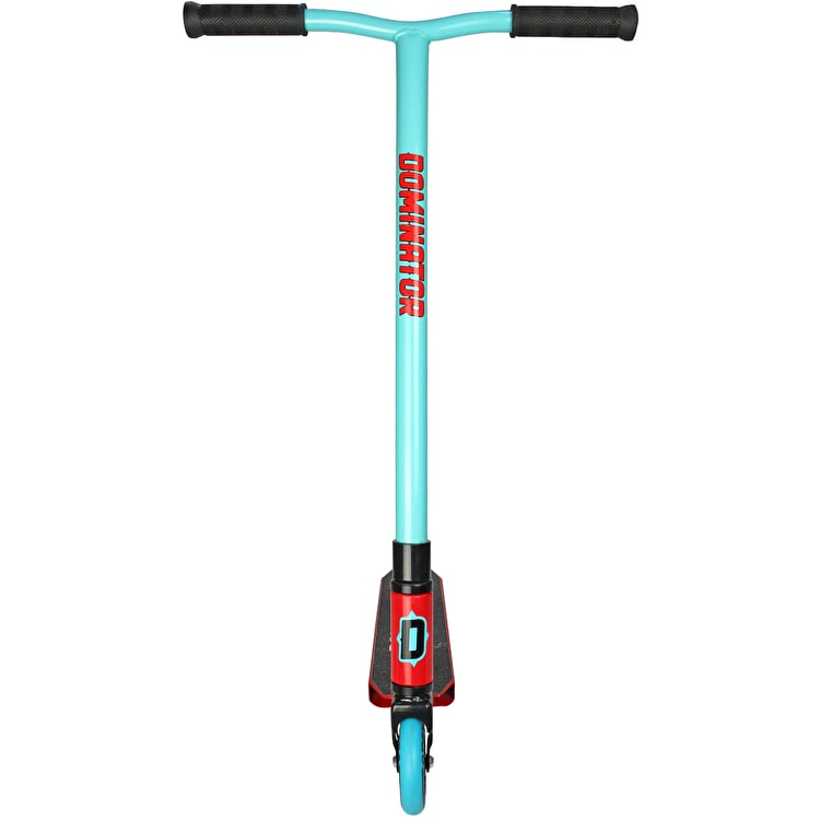 Dominator Ranger Stunt Scooter - Turquoise/Red