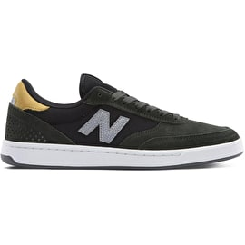 New Balance 440 Skate Shoes - Forest/Black