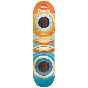 Almost Skateboard Deck - Lotti Painted Rings Impact Cooper 8.25