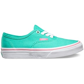 Vans Authentic Shoes - (Iridescent Eyelets) Florida Keys