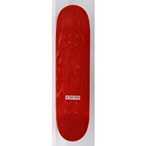 Zoo York Reflection 5 8.25 Skateboard Deck
