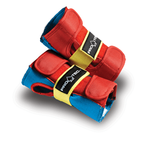 Pro-Tec Street Wrist Guards - Retro