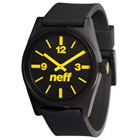 Neff Daily Watch - Black/Yellow