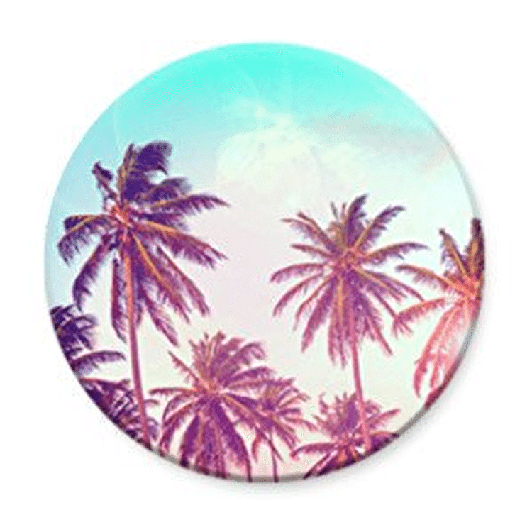 popsockets palm trees popsockets phone accessories mirror clipart vintage mirror clip art in word